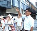 千早駅前の公共施設 住民の声を反映